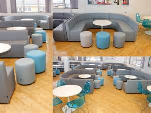Bench Dining Room Sets Cool Colours For Oxford High S New Sixth Form