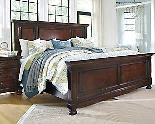 porter king panel bed porter king panel bed ashley furniture homestore