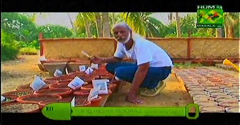Kitchen Garden Live Recipes Kitchen Garden With Tofiq Pasha Mooraj Masala Tv Show 06