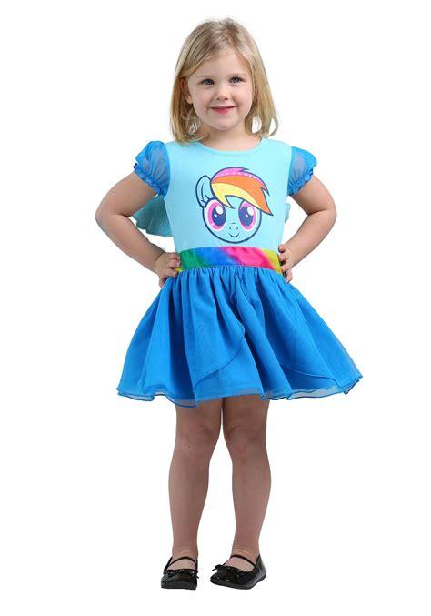 Pony Dress mlp rainbow dash tulle costume dress for