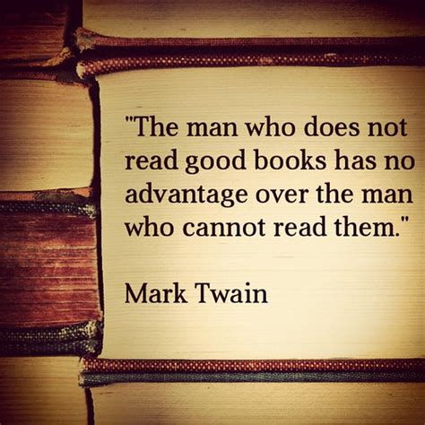 the husband books quot the who does not read books has no advantage ove