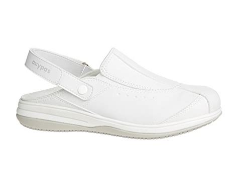 Oxypas Oxyva White shoes work utility footwear find oxypas products