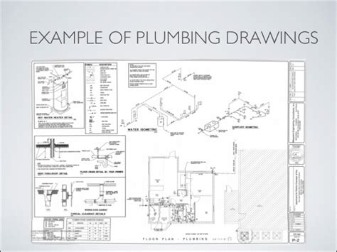 Reading Plumbing Blueprints by Reading Plumbing Blueprints 28 Images Basic Blueprint Reading Modern Blueprint Plumbing