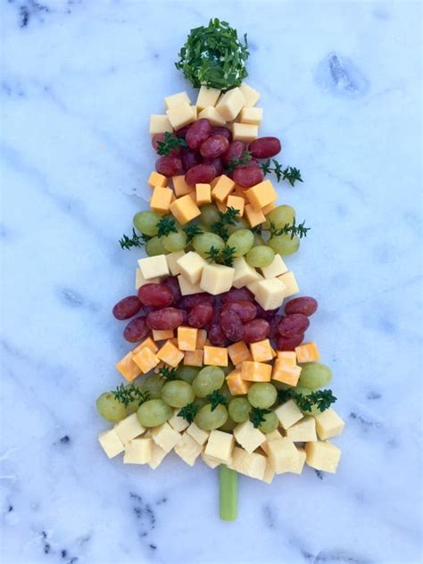 christmas tree cheese platter recipe ciaoflorentina