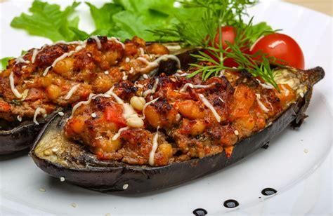stuffed eggplant stuffed eggplant recipe sparkrecipes