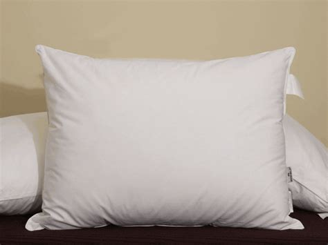 down alternative eco smart pillow standard size pillows com