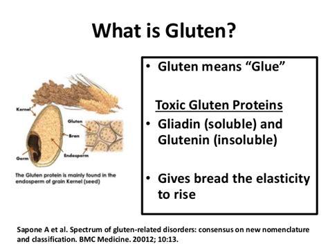 gluten revealed