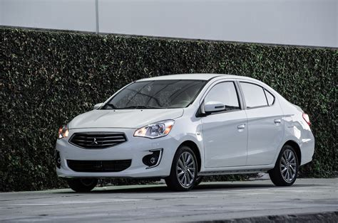 mirage mitsubishi 2017 2017 mitsubishi mirage g4 reviews and rating motor trend