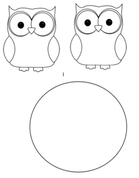 owl templates for craft 10 best 9 10 17 solomon asked for wisdom unit 11 1