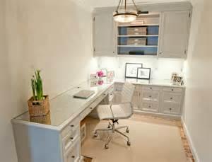 Built In Office Desk Built In Office Desk Transitional Den Library Office Munger Interiors