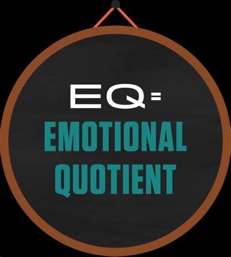 eq test 5 factors of emotional intelligence test