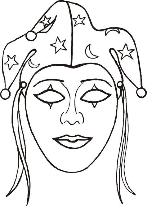 mascaras de carnaval para colorear contuspropiasmanos caretas de carnaval