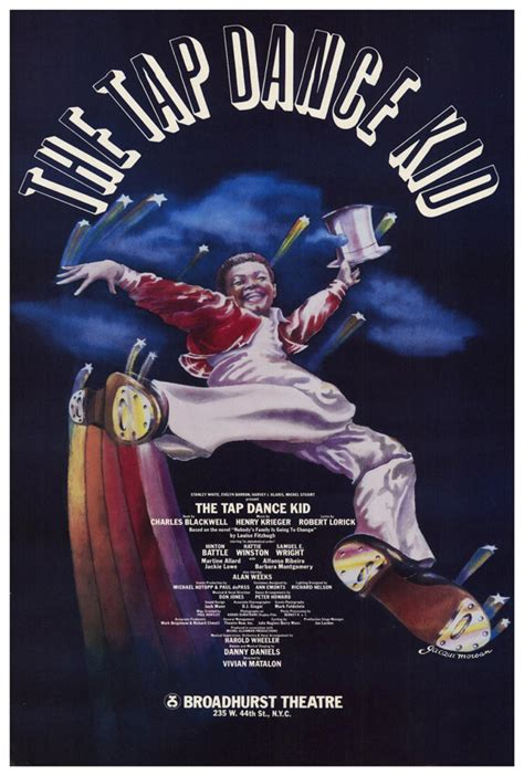 tap dance kid tap dance kid the broadway movie posters from movie