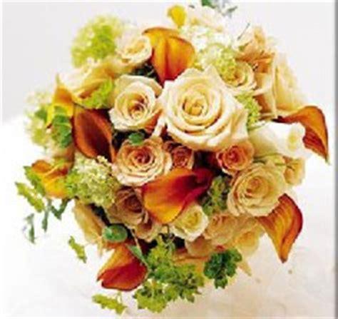 Wedding Bouquet Exles by Silk Flowers For Wedding Reception