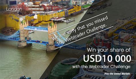standard bank it challenge webtrader challenge 2015 login