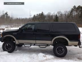 2000 ford excursion lifted custom bumpers