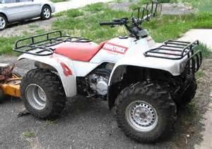 Honda 300 Four Wheeler 1988 Honda Fourtrax 4x4 300 Four Wheeler