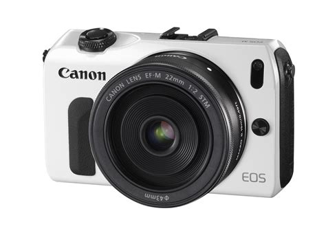 Canon Eos N buy new canon eos m with ef18 55 ef22 18mp 3 quot lcd silver