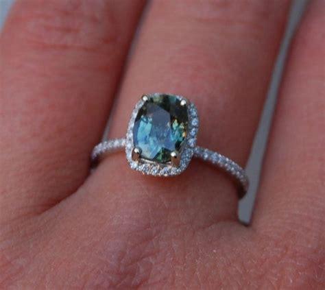 Blue Sapphire 2 86ct best 25 sapphire rings ideas on blue