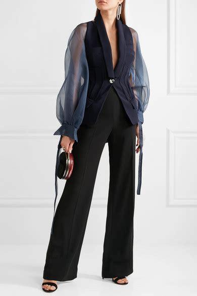 Organza Jacket antonio berardi silk organza jacket net a porter