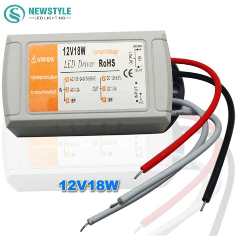 Adaptor Switching 48 V 15 A Haigh Quality Murah high quality dc 12v 18w 48w 100w power supply led driver