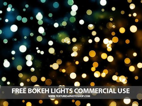 free bokeh lights texture photoshop overlay zaj 237 mav 233