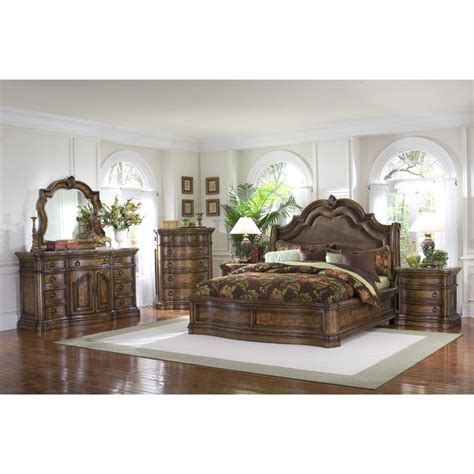 California King Bedroom Furniture Sets by San Mateo 6 Cal King Bedroom Set