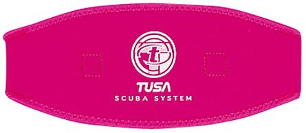 Tusa Mask Strep Cover Ms 20 Bk Aksesoris Diving And Snorkeling tusa mask cover cpsms 20 mask cover