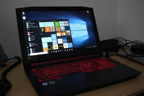 Laptop Acer Nitro 5 acer nitro 5 gaming laptop review the digital