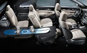 Kia Sorento Seating Capacity What Is The 2017 Kia Sorento S Cargo Capacity
