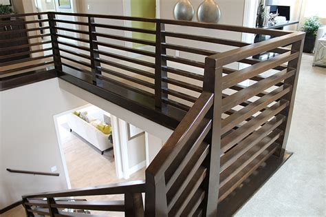 Modern Craftsman House by Contemporary Railings Hci Railing Systems