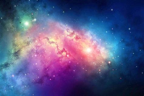 colorful universe wallpaper colorful galaxy tumblr pics about space