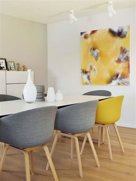 Armchair Yellow Design Ideas Leuke En Hippe Eetkamerstoel About A Chair Hay Danielle Verhelst Interieur Styling