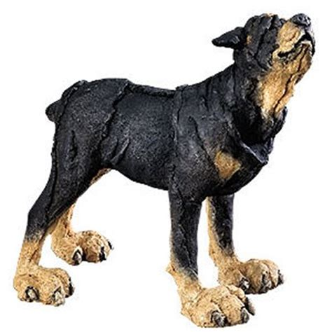 rottweiler figurine dogs a breed apart mini and pets gifts collectible gifts for and cat