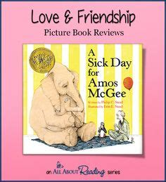 a sick day for amos mcgee books children s picture books on