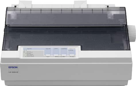 Printer Epson Lx 310 Dot Matrix 1 epson lx 300 ii epson
