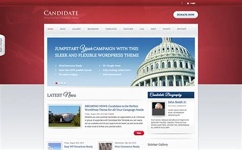 free templates for government website 20 political government website themes designm ag