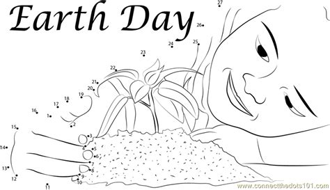 dot to dot printables earth day earth day crafts for kids dot to dot printable worksheet