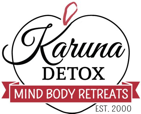 Weight Loss Detox Retreat by The Original Detox Retreat Mind Detox Weight Loss