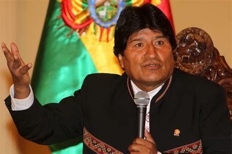 Cia Mba Internship by Evo Morales Todos Los Embajadores De Ee Uu Agentes
