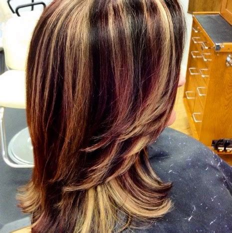 highlights for women over forty multicolored highlights haircuts women 40 hairstyles