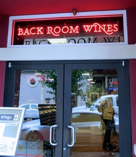 back room wines napa valley in june