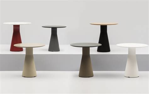 reverse occasional   side tables  andreu world