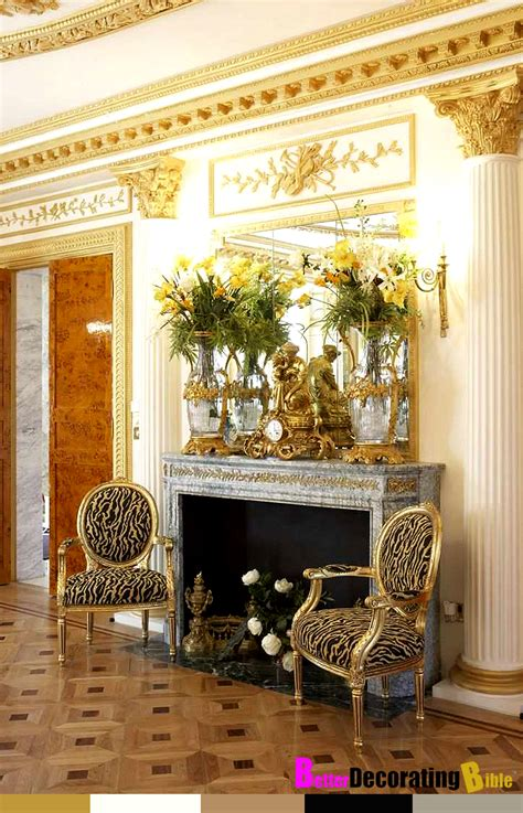 Dining Room Decor Ideas Pictures french louis xvi palace