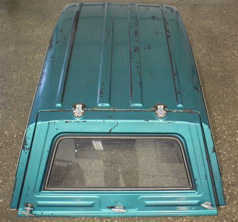 ebay local pickup topper cer shell 80 83 vw rabbit mk1 pickup truck caddy