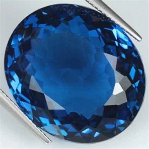 blue guide london blue london blue topaz natural 22x16 mm oval cut aaa ebay