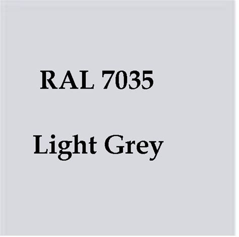 Ral 7035 High Quality Cellulose Paint Light Grey 2 5l Free
