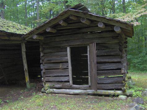 Box House Plans smokehouse cades cove