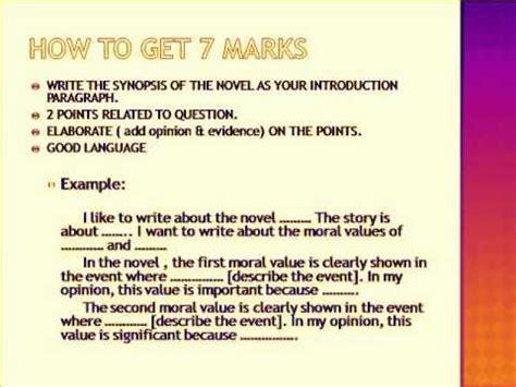cara membuat novel sejarah teknik menjawab soalan novel bahasa inggeris english