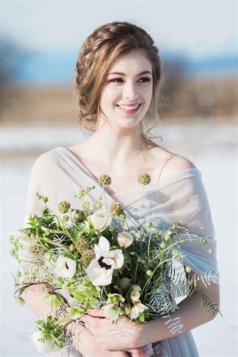 winter goddess shoot denise lin photography roa floral